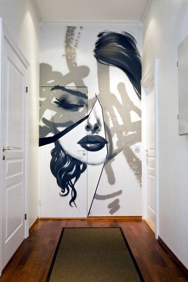 Vẽ tranh tường có khó không?