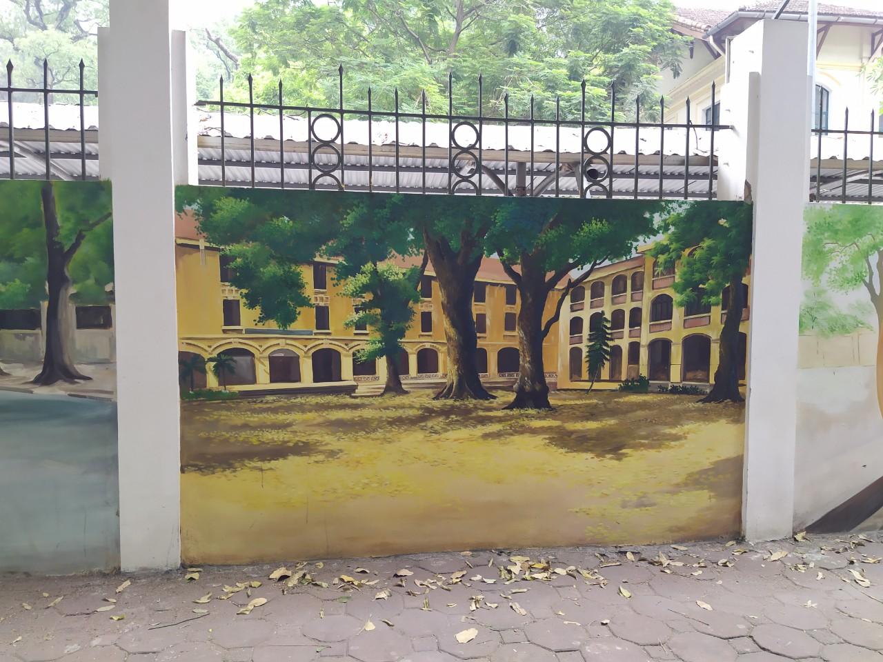 Đội vẽ tranh tường ARC Hà Nội